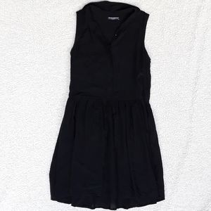 Brandy Melville |Sexy Button down Sleeveless Dress